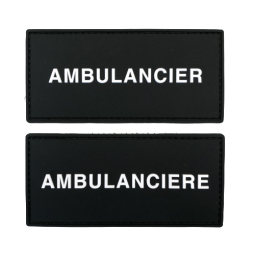 Badge AMBULANCIER /...