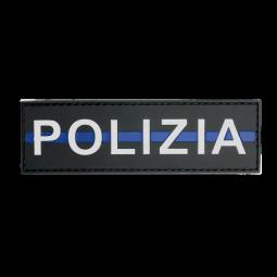 """Abzeichen POLIZIA """"Thin..."""