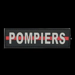 """Abzeichen POMPIERS """"Thin..."""