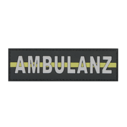 "Badge AMBULANZ ""Thin Yellow..."