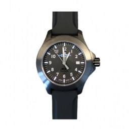 "Uhr H3-GTLS Metall ""Thin..."