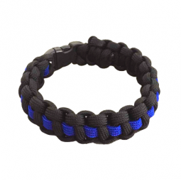 "Bracelet Cobra ""Thin Blue..."