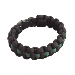 "Armband Kobra ""Thin Green..."