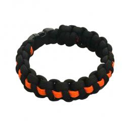 """Armband Kobra """"Thin Orange..."""