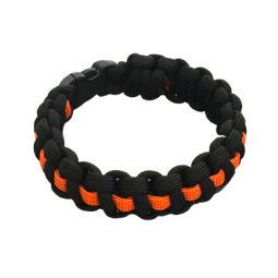 "Bracelet Cobra ""Thin Orange..."