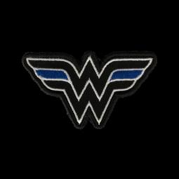 Wonder Woman Abzeichen...