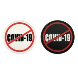 Abzeichen STOP COVID-19