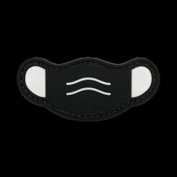 Abzeichen Face mask