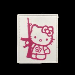 Badge Hello Kitty Gun