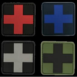 Medic Cross Abzeichen - 5x5 cm