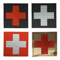 Badge Medic Cross IR