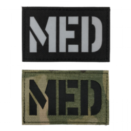 Badge MEDIC IR