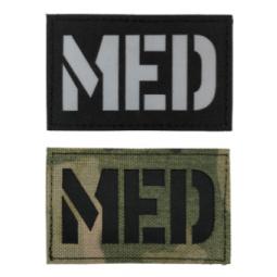 MEDIC IR Abzeichen