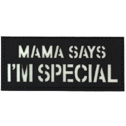 Abzeichen IR Mama says...