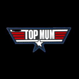 Abzeichen TOP MUM