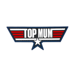 Badge TOP MUM