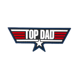 Badge TOP DAD