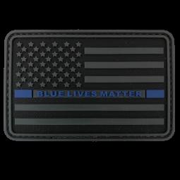 Badge TBL-USA Blue Lives...