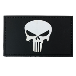 Badge PUNISHER Rectangle