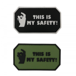 Badge MY SAFETY