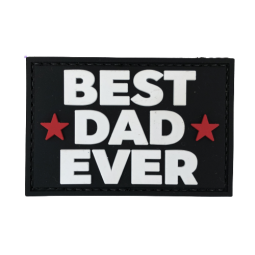 Badge BEST DAD
