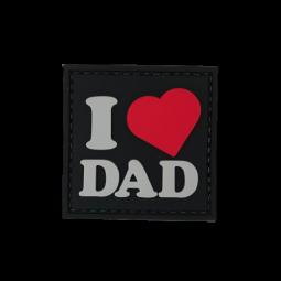 Abzeichen LOVE DAD