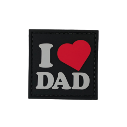 Badge LOVE DAD
