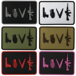 Abzeichen LOVE