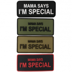 Badge Mama says... - PVC