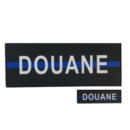 "Pack DOUANE ""Thin Blue Line"""