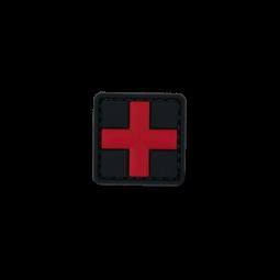 Badge Medic Cross - 3x3 cm