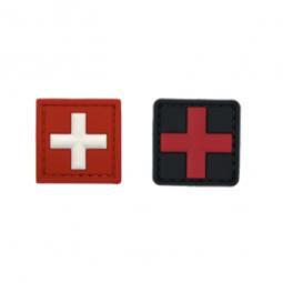 Medic Cross Abzeichen - 3x3 cm