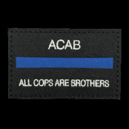 Abzeichen ACAB - All Cops...
