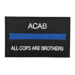 Badge ACAB - All Cops Are...
