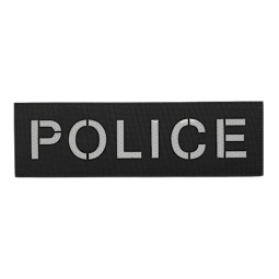 Rückenband POLICE IR