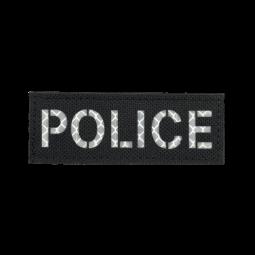 Abzeichen POLICE IR