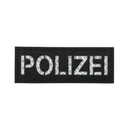 Badge POLIZEI IR