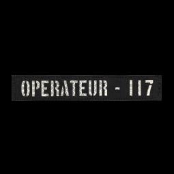 Abzeichen OPERATEUR 117 IR