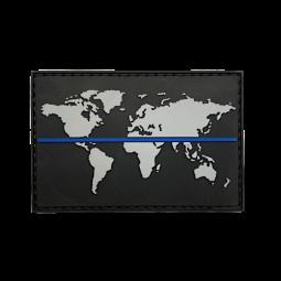 Abzeichen Thin Blue Line World