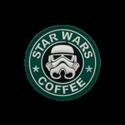 Abzeichen STAR WARS COFFEE