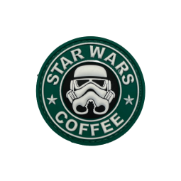 Badge STAR WARS COFFEE