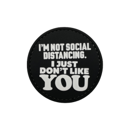 Badge DONT' LIKE YOU