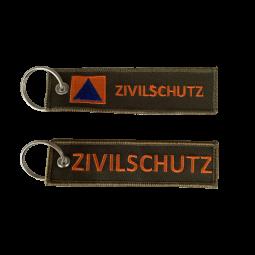 Porte-clés ZIVILSCHUTZ