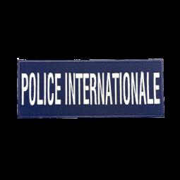 Bande dorsale POLICE...