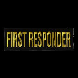 Bande dorsale FIRST RESPONDER