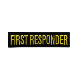 Badge FIRST REPONDER
