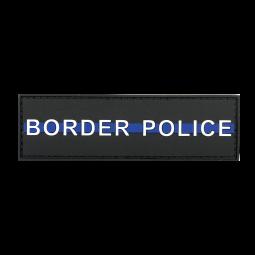 Abzeichen BORDER POLICE...