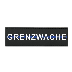 "Badge GRENZWACHE ""Thin Blue..."