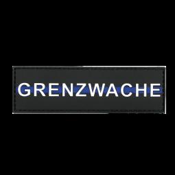 "Badge GRENZWACHE ""Thin Blue..."