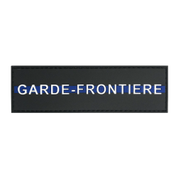 "Badge GARDE-FRONTIERE ""Thin..."